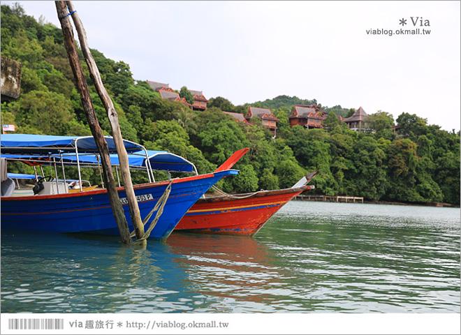 【蘭卡威旅遊】蘭卡威離島~出海吧!濕米島、孕婦島、水晶島三大離島之旅