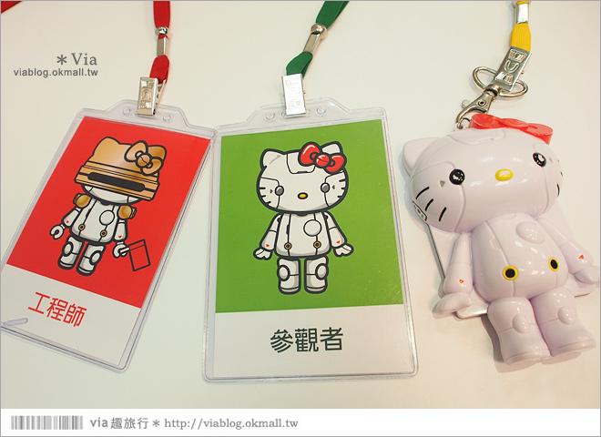 【高雄】kitty展2014~ROBOT KITTY未來樂園在夢時代卡哇依登場!