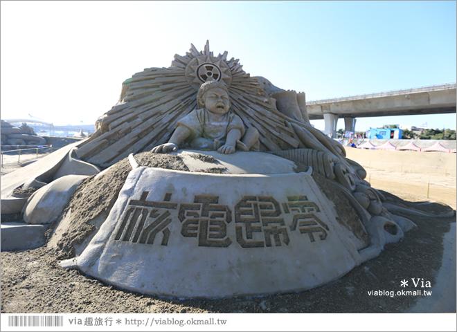 【南投沙雕】南投市沙雕展開幕現場實況~由沙看見台灣,好美!