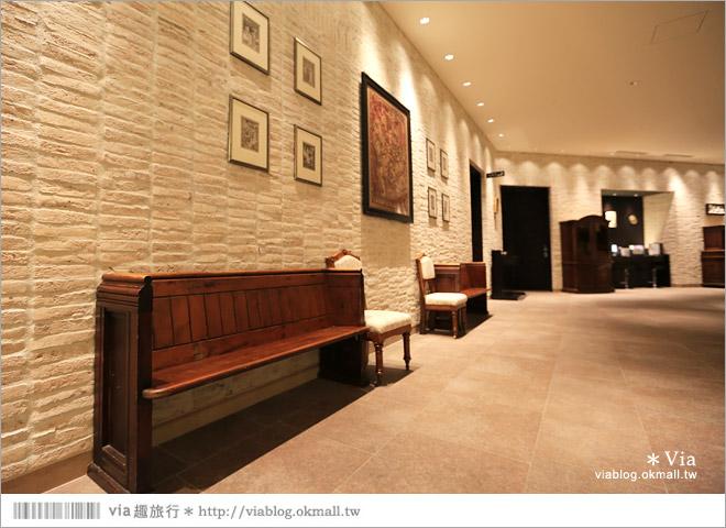 【大阪難波飯店】蒙特利格拉斯梅爾飯店Hotel Monterey Grasmere Osaka~地點佳!