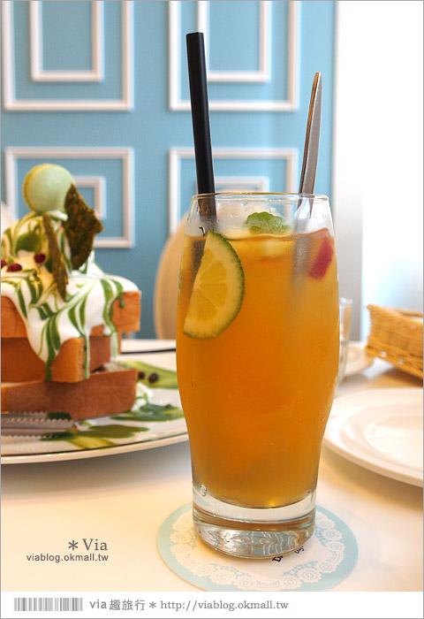 【台中下午茶】DAZZLING cafe台中新光三越店~可口又甜蜜的蜜糖吐司(已歇業)