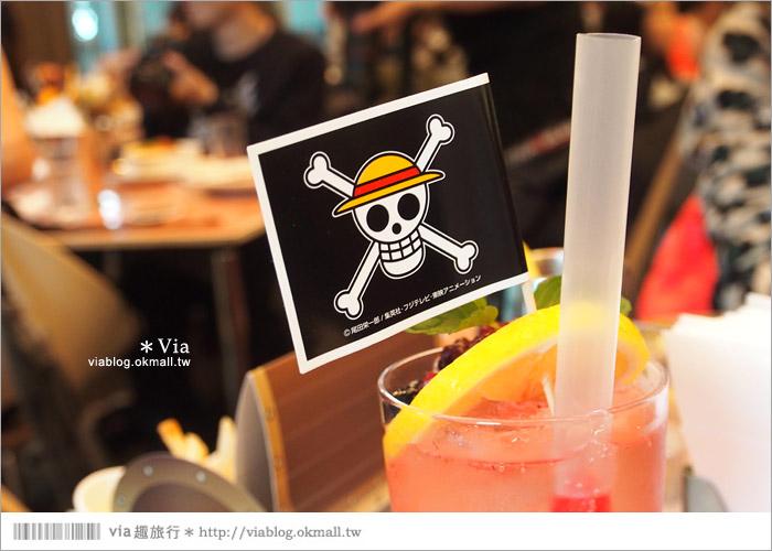 【東京台場美食】台場餐廳~香吉士‧芭拉蒂餐廳(BARATIE)海賊迷們必去朝聖!