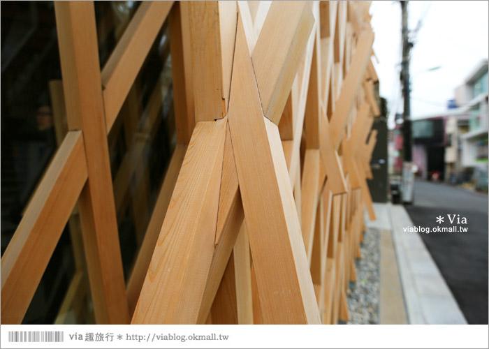 【東京美食】東京微熱山丘表參道店|隈研吾作品‧美味及建築的夢幻結合朝聖去!