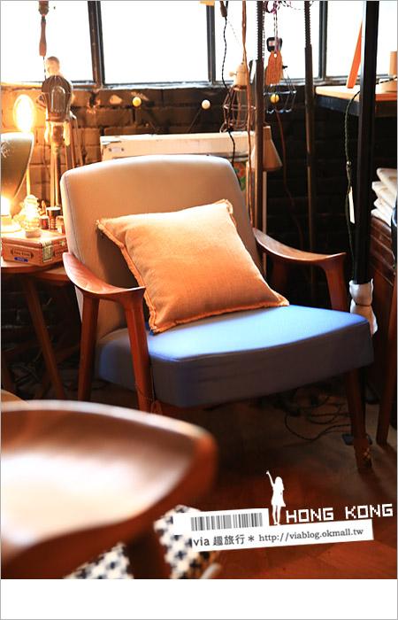 【香港美食推薦】大坑美食巡禮~Unar Coffee咖啡館+Lab Made分子雪糕超好吃!
