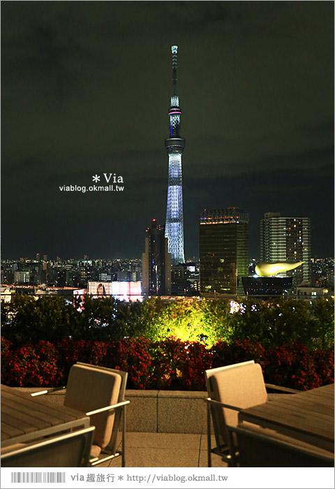 【東京飯店推薦】GATE HOTEL~看見最美晴空塔的飯店!交通方便近地鐵、離淺草雷門超近