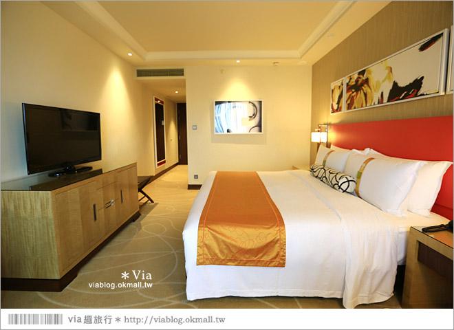 【澳門推薦住宿】金沙城假日飯店~可愛的史瑞克、功夫熊貓、馬達加斯加陪你入住!