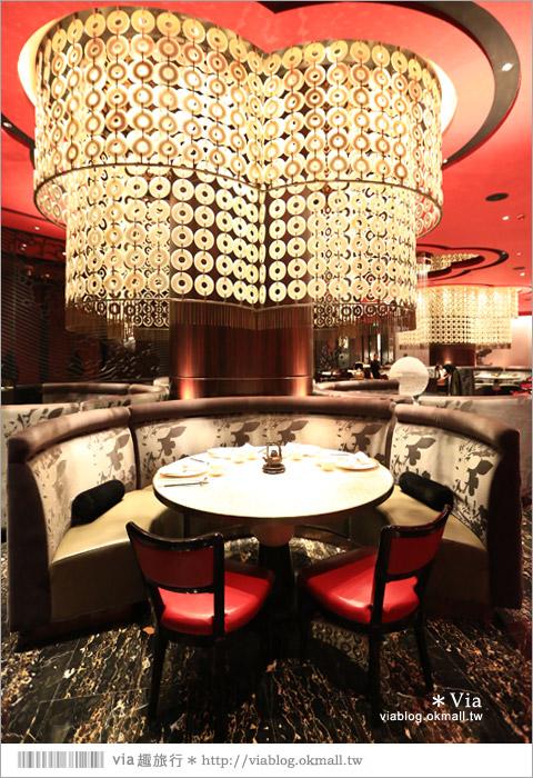 【澳門美食推薦】澳門8餐廳The Eight~2014升為米其林三星餐廳!精緻港式小點可愛又好吃!