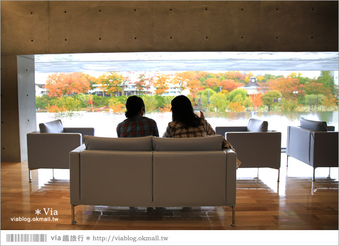 【秋田景點推薦】秋田美術館~遇見安藤忠雄大師的美麗作品