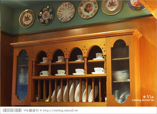 【台南下午茶推薦】HIBARI雲雀ひばり~在昭和時代的空間來個甜蜜的下午茶時光!(已歇業)