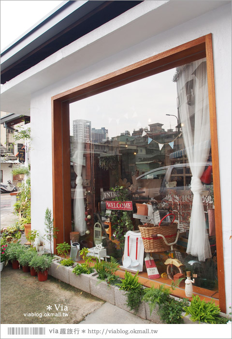 【台中雜貨甜點店】小戶人家雜貨婚禮佈置&遇印點心坊~日式小屋裡的繽紛雜貨