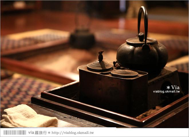 【福島】大內宿美食~三澤屋「大蔥蕎麥麵」人氣超推+大內宿展示館~古物展示間