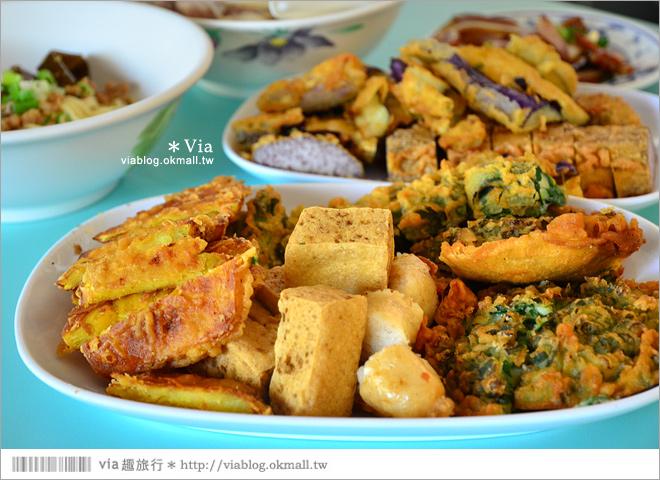 【大坑美食】台中大坑豬頭三的店+東東芋圓~在地的人氣小吃!