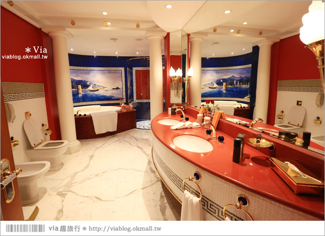 【杜拜帆船飯店】杜拜飯店推薦~阿拉伯塔Burj Al Arab!傳奇的地標性杜拜飯店(用餐+房型分享)