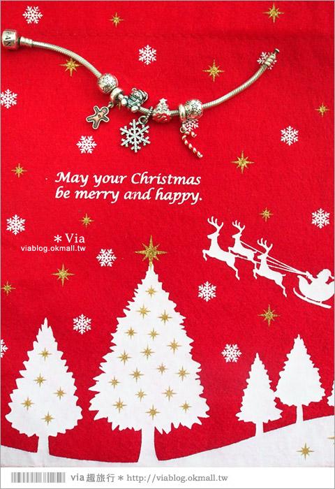 【潘朵拉手鍊/Pandora手鍊】聖誕節禮物~女孩們都會想擁有一條的夢幻手鍊!
