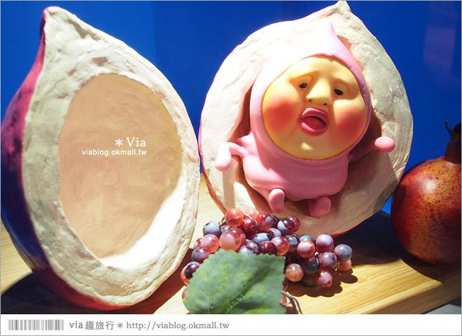 【台北醜比頭展覽】看見醜比頭‧KOBITOS農場精靈探索展~醜的可愛又療癒 ♥