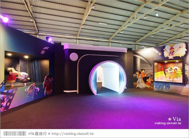【台中小新展】《蠟筆小新-春日部大冒險》特展~台中國際會展中心等你來找小新玩樂!