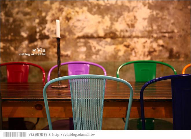 【台南早午餐推薦】台南ici cafe早午餐~驚豔!在工業風的用餐空間品味餐點