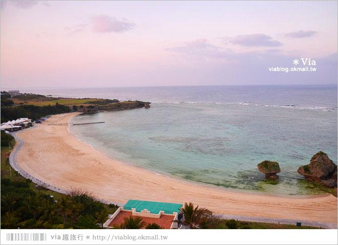【沖繩海邊飯店】Alivila日航渡假飯店(Hotel Nikko Alivila)~沙灘超美!有著浪漫異國風的看海住宿推薦