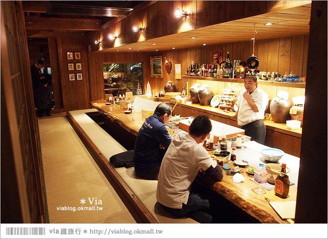 【沖繩餐廳推薦】沖縄の台所 ぱいかじ(沖繩廚房 paikaji)~有復古味的居酒屋!傳統服務及三線琴演奏
