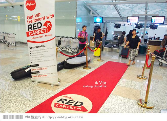 【巴里島機場】AirAsia直飛峇里島開航~搭機經驗分享/新峇里島機場+離境稅(下篇)