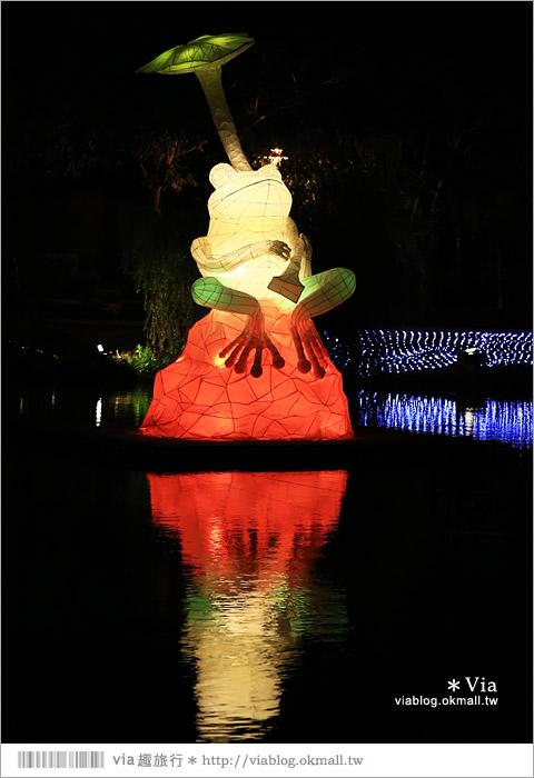 【月津港燈節】台南鹽水月津港燈節2015~一場光、影、水的浪漫盛宴,來鹽水旅行吧!
