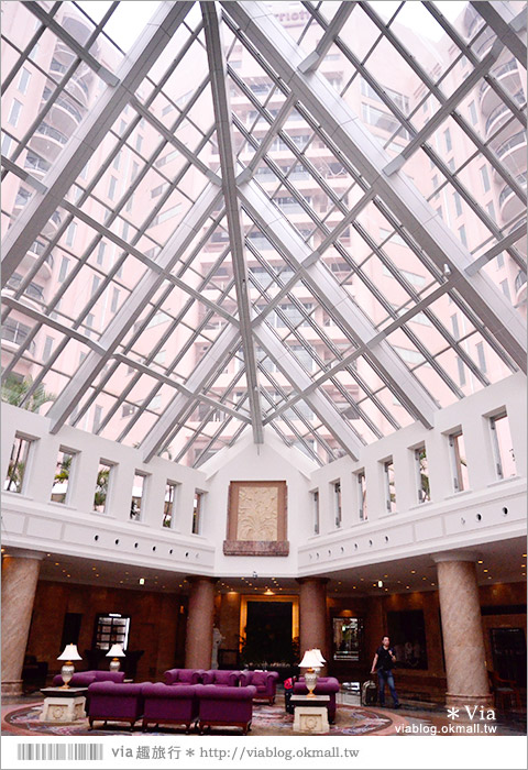 【沖繩住宿推薦】沖繩萬豪飯店Okinawa Marriott Hotel~名護市豪華海景飯店!