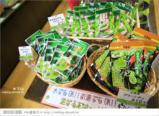 【靜岡景點】茶之鄉博物館~來去茶裏王廣告取景的茶園美地尋茶趣!