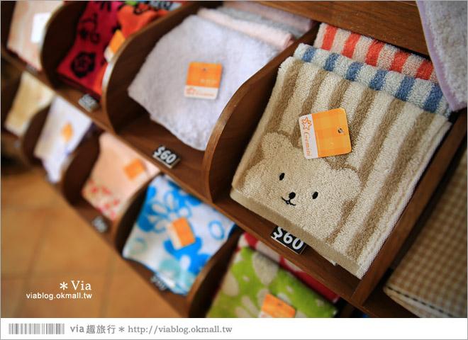 【雲林毛巾觀光工廠】奶奶的熊毛巾故事館(双星毛巾)~親子同遊新去處!