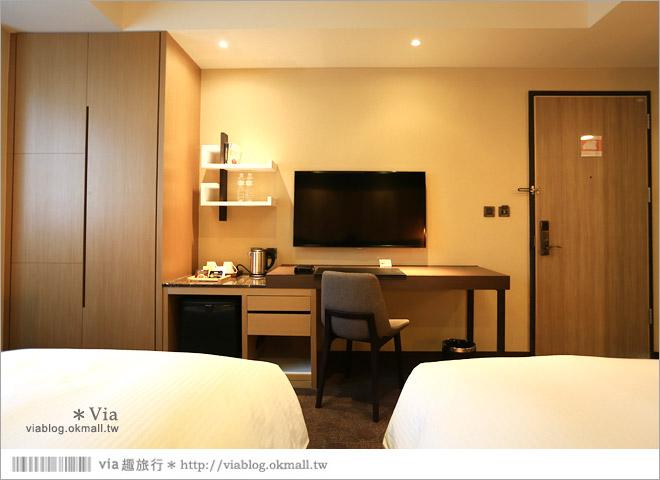 台中逢甲住宿》台中逢甲商旅La Vida Hotel~離逢甲夜市超近、有質感的新旅館!
