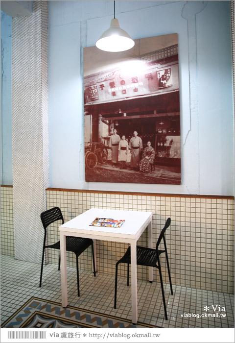 【台中冰店】幸發亭蜜豆冰~在文創懷舊風的本舖裡嚐著70多年的甜蜜好滋味!吃冰去!
