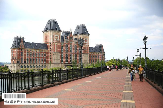 【九州豪斯登堡】豪斯堡登HUIS TEN BOSCH旅遊記~來去拜訪優美的歐洲小鎮!