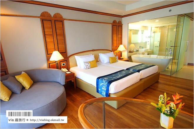【芭達雅海景飯店推薦】Royal Cliff Beach Resort皇家克里夫酒店~擁有無敵海景的經典飯店!
