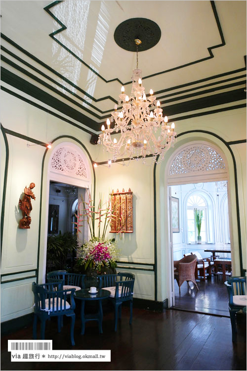 【泰國曼谷餐廳推薦】藍象餐廰BLUE ELEPHANT~體驗自己動手做的料理教室,皇家級泰式料理好好吃!