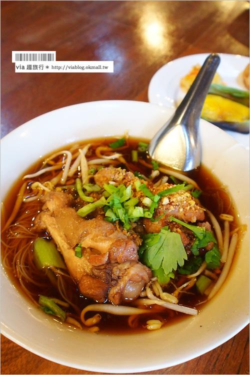 【芭達雅景點】Thai Thani泰國文化藝術村(Thai Art and Culture Village)~質感與美食兼具的古味園區