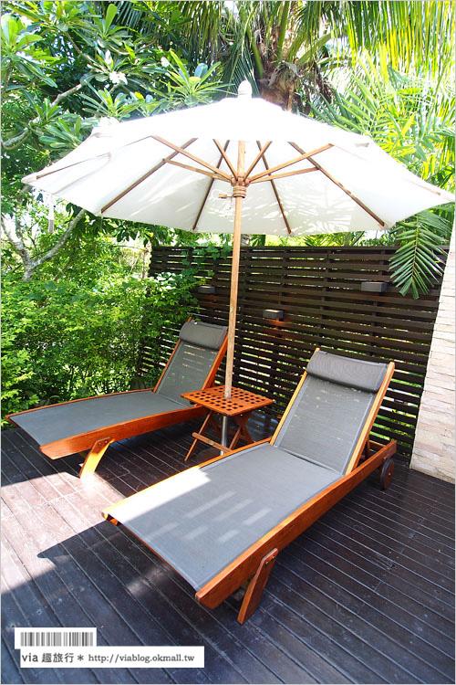 【芭達雅飯店推薦】擁有專屬海灘的夢幻獨棟Villa飯店~Sea Sand Sun Resort and Spa