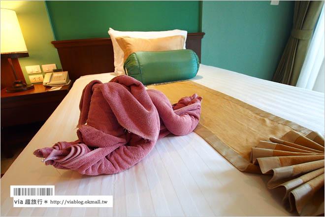 【芭達雅飯店】Ravindra Hotel & Spa Pattaya~擁有海景泳池&海灘的渡假村!
