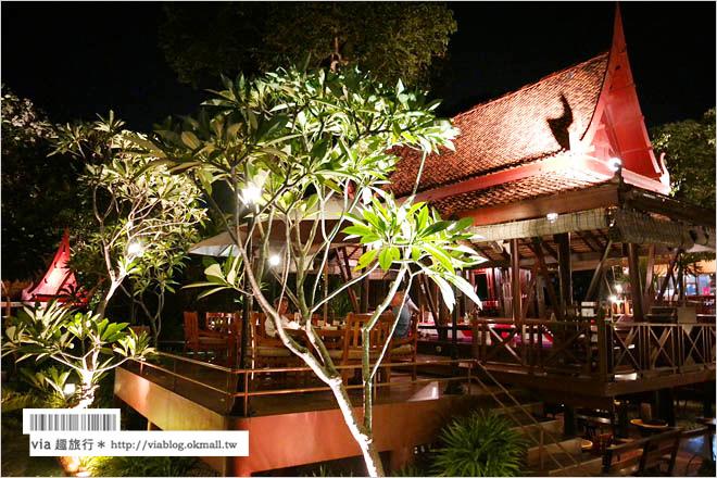 【芭達雅美食餐廳】Sugar Hut Resort and Restaurant~人氣餐廳‧泰式用餐空間好有氣氛!