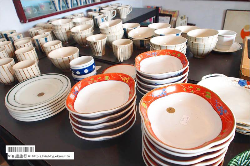 【台南必買】餐桌上的鹿早‧生活食器~大好買!與質感的日式食器來一場美妙的約會!
