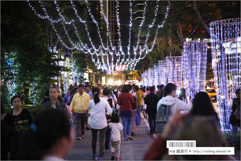 【新北耶誕城】新北市政府廣場前~全台最盛大的耶誕慶典!來去過聖誕囉!
