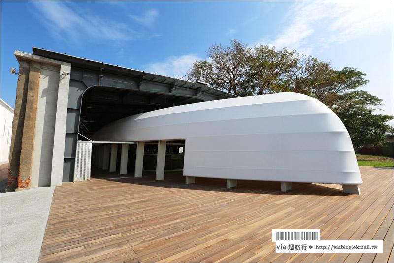 【微熱山丘】微熱山丘高雄駁二店~大義區C11倉庫.白色船塢打造出高雄新地標!