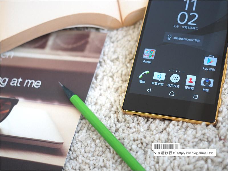 Sony超旗艦》Sony Xperia Z5 Premium~全球第1台4K螢幕手機!視覺饗宴全面提升!