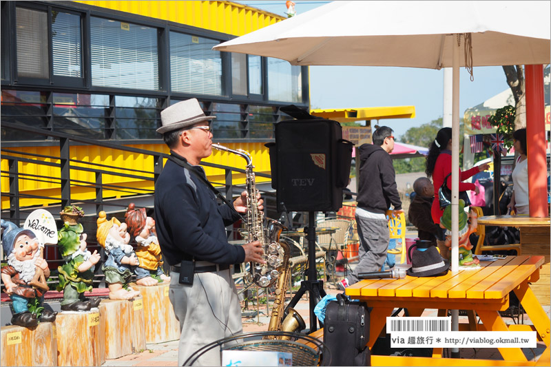【139縣道餐廳】南投微熱山丘附近景點~桂花田鳳梨主題餐廳(已歇業)‧鳳梨造型好吸睛!