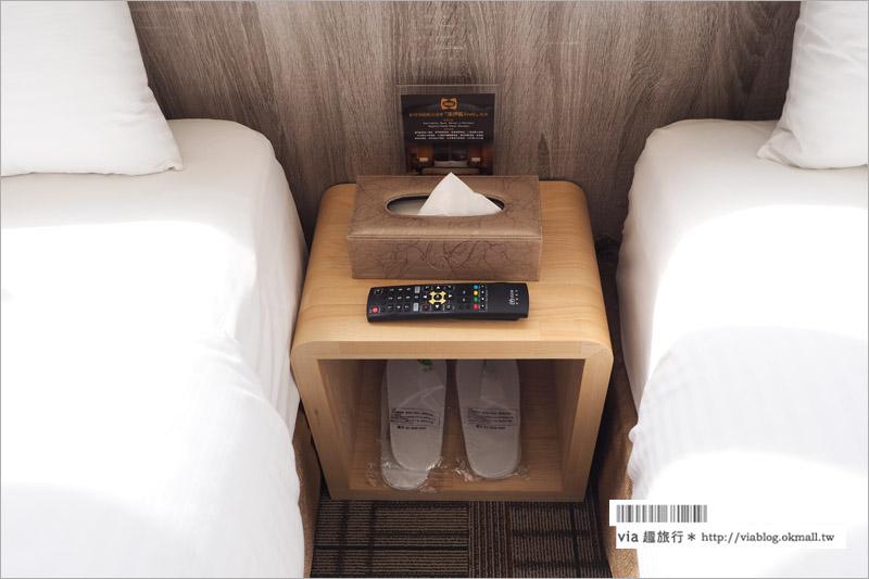 【台北平價住宿】方舟旅店《長安復興館》~簡約清爽的房型風格、平實的小資旅行住宿選擇