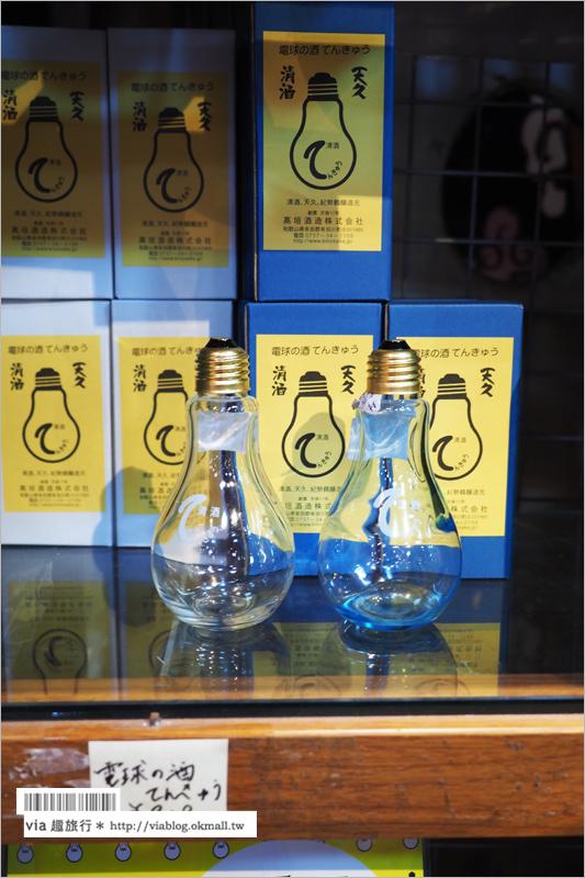 【大阪買什麼】大阪戰利品分享~超可愛的燈泡清酒、粉嫩的櫻花酒哪裡買看這裡!