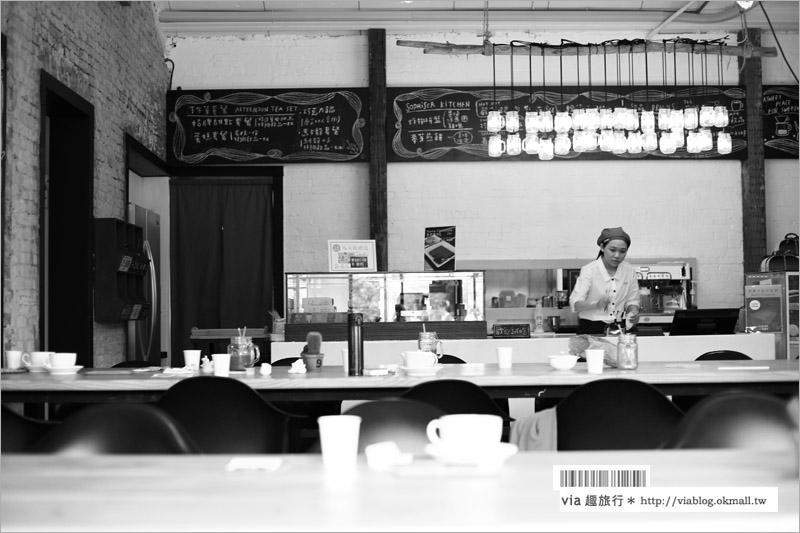 【新竹餐廳】新竹菓風麥芽工房~菓風小舖最新力作‧綠野山林間飄起麥芽香~纜車送餐好促咪!