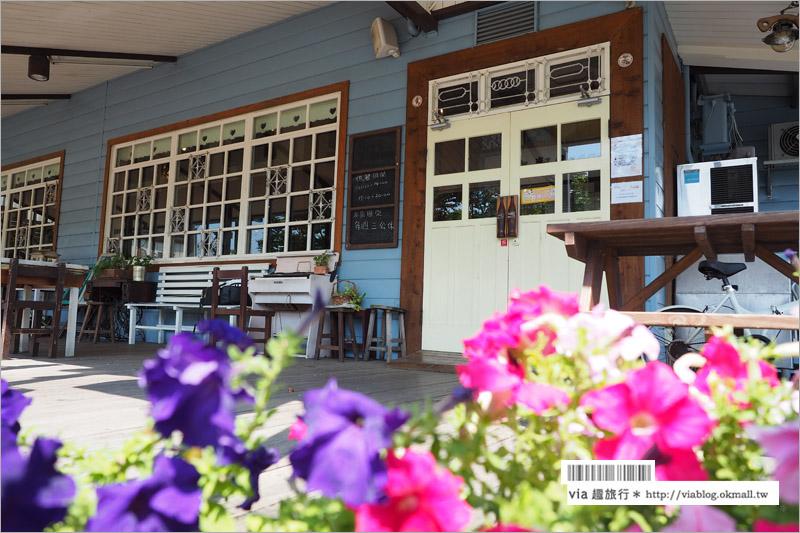 【雲林美食】老鄰居1971~溫馨小木屋裡的輕鬆午餐時光‧簡餐風格、出遊聚餐的好去處!