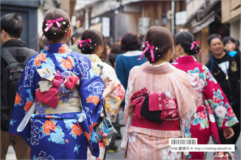【京都和服體驗】京都和服+人力車推薦~超值的搭配行程!京都和服就跟著我醬穿!