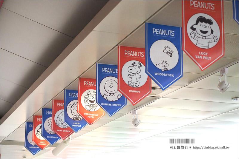 【高雄史奴比車站】高雄新景點~期間限定!捷運站變身全台唯一史奴比車站