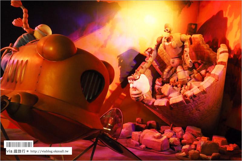 【吉卜力展2016】吉卜力的動畫世界特展~台北首展開幕囉!龍貓、神隱少女、魔女宅急便、天空之城…經典場景重現!大好拍必去!