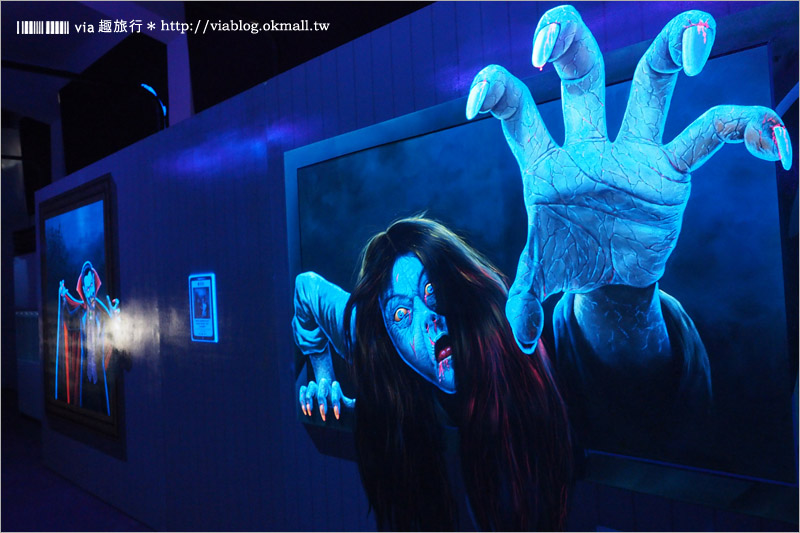 【嘉義新景點】嘉義文創園區~老酒廠展新意!夜光3D特展好新奇(展覽活動已結束)